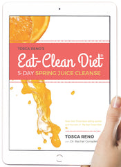 Tosca Reno's Eat-Clean Diet® 5-Day Juice Cleanse