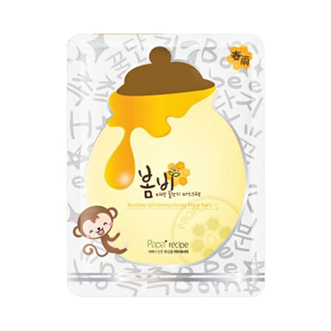 PAPA RECIPE Bombee Whitening Honey Mask - Go Go Beauty