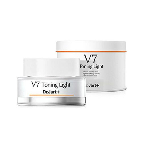 DR. JART V7 Toning Light Facial Cream Instant Brightening *PRE-ORDER - Go Go Beauty