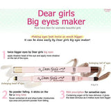 ETUDE HOUSE Dear Girls Cute Eyes Maker - Go Go Beauty - 3