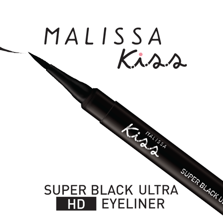 MALISSA KISS Ultra HD Eyeliner - GOGO Beauty - 1