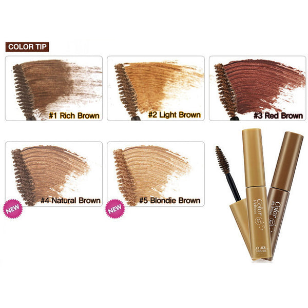 ETUDE HOUSE Color My Brows - Go Go Beauty - 2