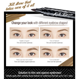 CLIO Kill Brow Tinted Tattoo - Go Go Beauty - 7