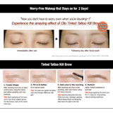 CLIO Kill Brow Tinted Tattoo - Go Go Beauty - 11