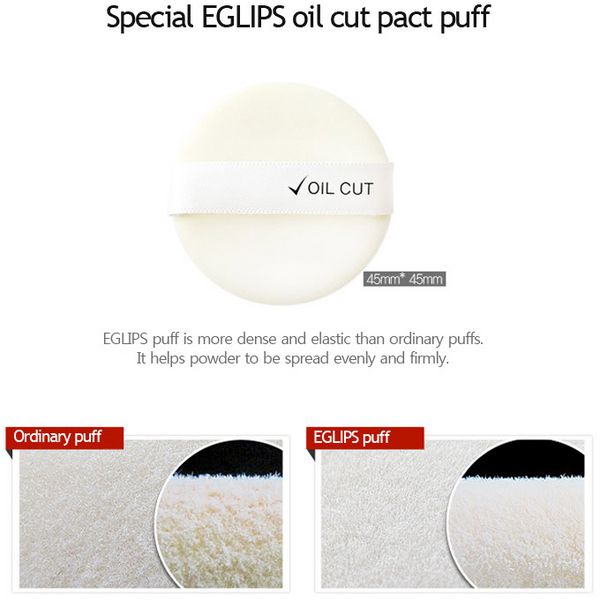 EGLIPS Glow Powder Pact - Go Go Beauty - 8