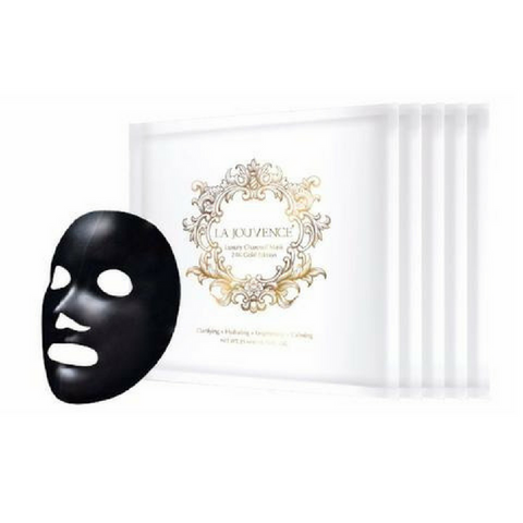 LA JOUVENCE Luxury Charcoal Mask