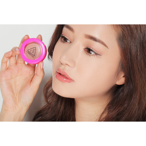 3CE Pink One Color Shadow - Go Go Beauty - 7