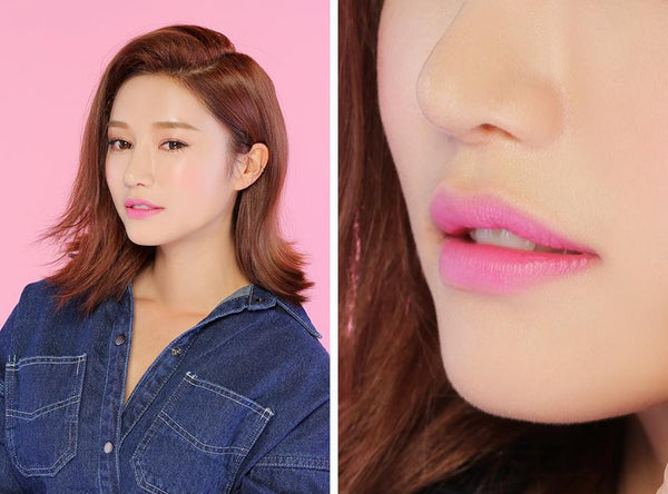 3CE Lip Color #107 Bad Pink - Go Go Beauty