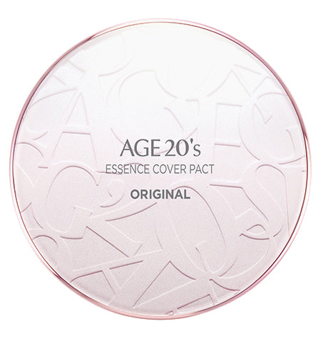 AGE20'S Essence Cover Pact Original (Pink Latte)
