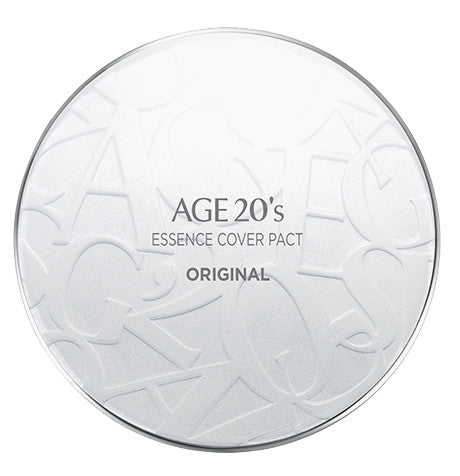 AGE20'S Essence Cover Pact Original (White Latte)