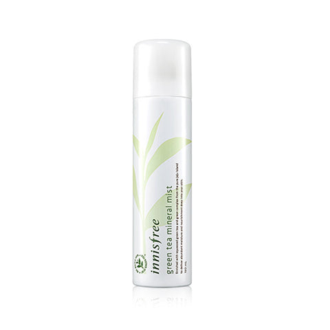 INNISFREE Green Tea Mineral Mist - Go Go Beauty - 1