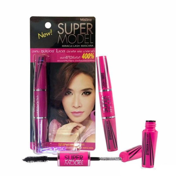 MISTINE Super Model Miracle Mascara