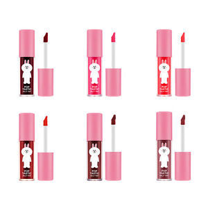 MISSHA X LINE FRIENDS Poptastic Jelly Tint - Go Go Beauty - 1