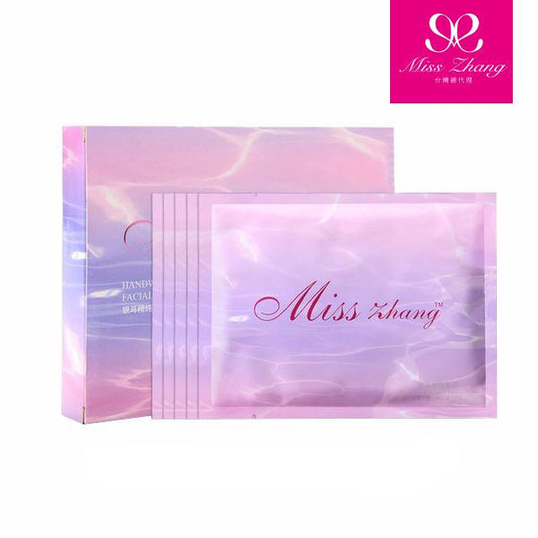 MISS ZHANG Handwork Tremella Essence Facial Mask - Go Go Beauty