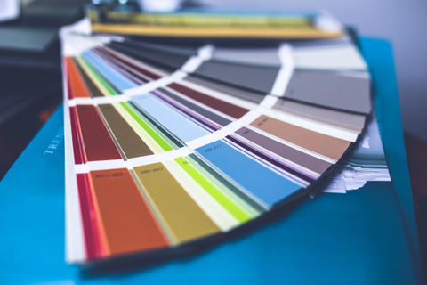 Paint Colour Charts