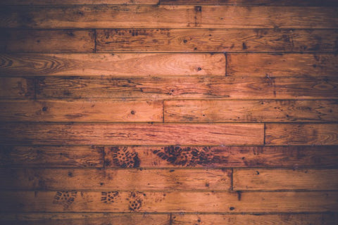Dark Coloured Wooden Floor