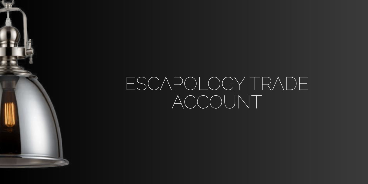 Escapology Trade Account