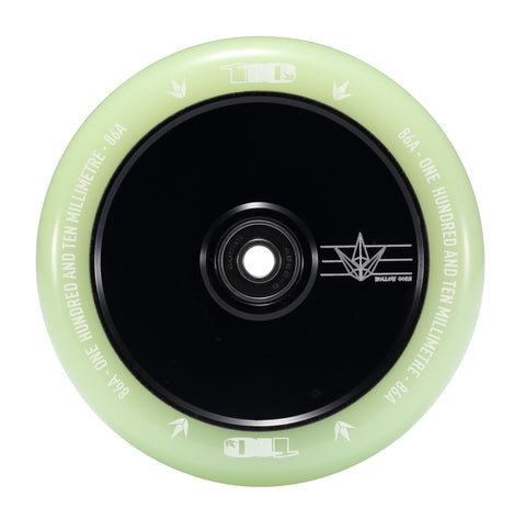 Envy - Hollowcore Wheels - 110mm  Scooter Parts & Accessories Envy- Wheelz Inc.