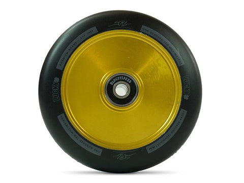 Lucky Lunar Wheels 110mm NeoChrome  Wheels Lucky- Wheelz Inc.