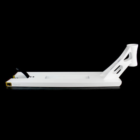 North - Atlas Deck - Novus 5.5 (White)  Scooter Parts & Accessories North- Wheelz Inc.