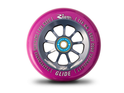 River - Glide - 110mm  Scooter Parts & Accessories River- Wheelz Inc.