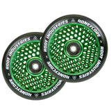 Root - 120mm Honeycore Wheels - Black  Scooter Parts & Accessories Root- Wheelz Inc.