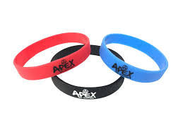 Apex - Wrist Bands - Assorted  Accessories Apex- Wheelz Inc.