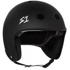 S1 Retro Lifer Helmet  Helmets S1- Wheelz Inc.