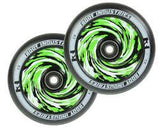 Root - Air Wheels 120 mm Black  Scooter Parts & Accessories Root- Wheelz Inc.