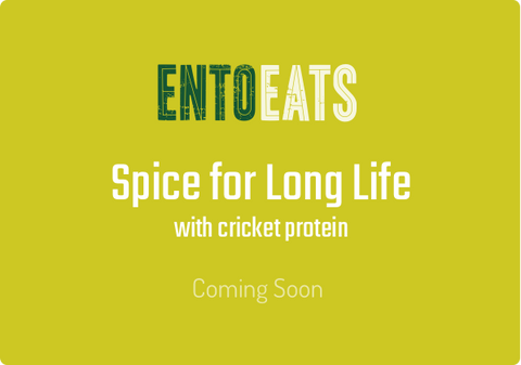 Spice for Long Life - Entoeats