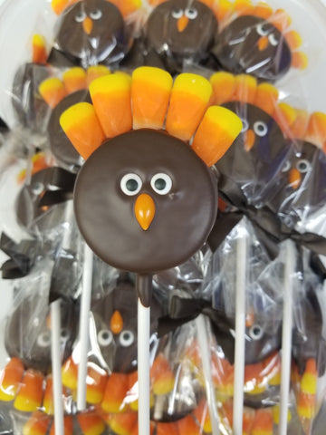 Chocolate Turkey Oreo