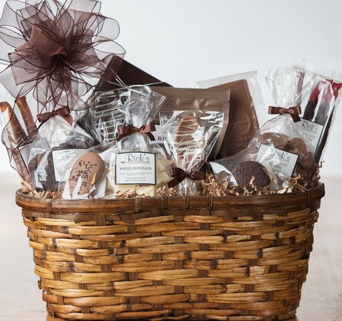 Ultimate Chocoholic Gift Basket