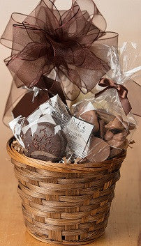 Mini Chocoholic Gift Basket