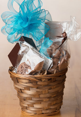 Mini Milk Chocolate Lover's Basket