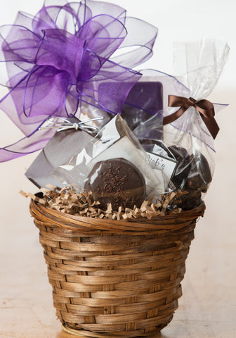 Mini Dark Chocolate Lovers Basket