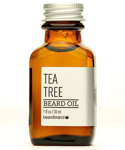 Tea Tree Beard Oil