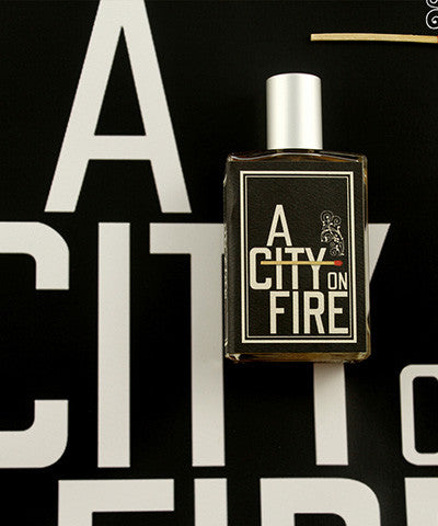 A City On Fire (EDP)
