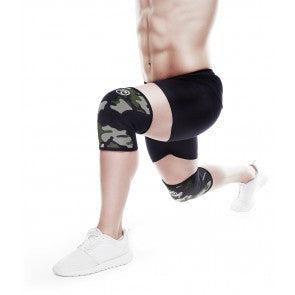 Rehband Knee Sleeves - Black