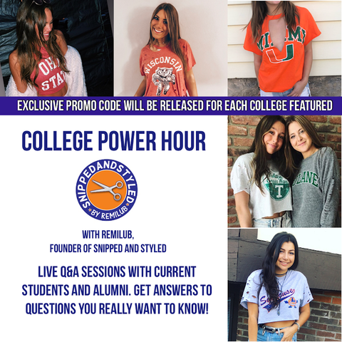 College Power Hours