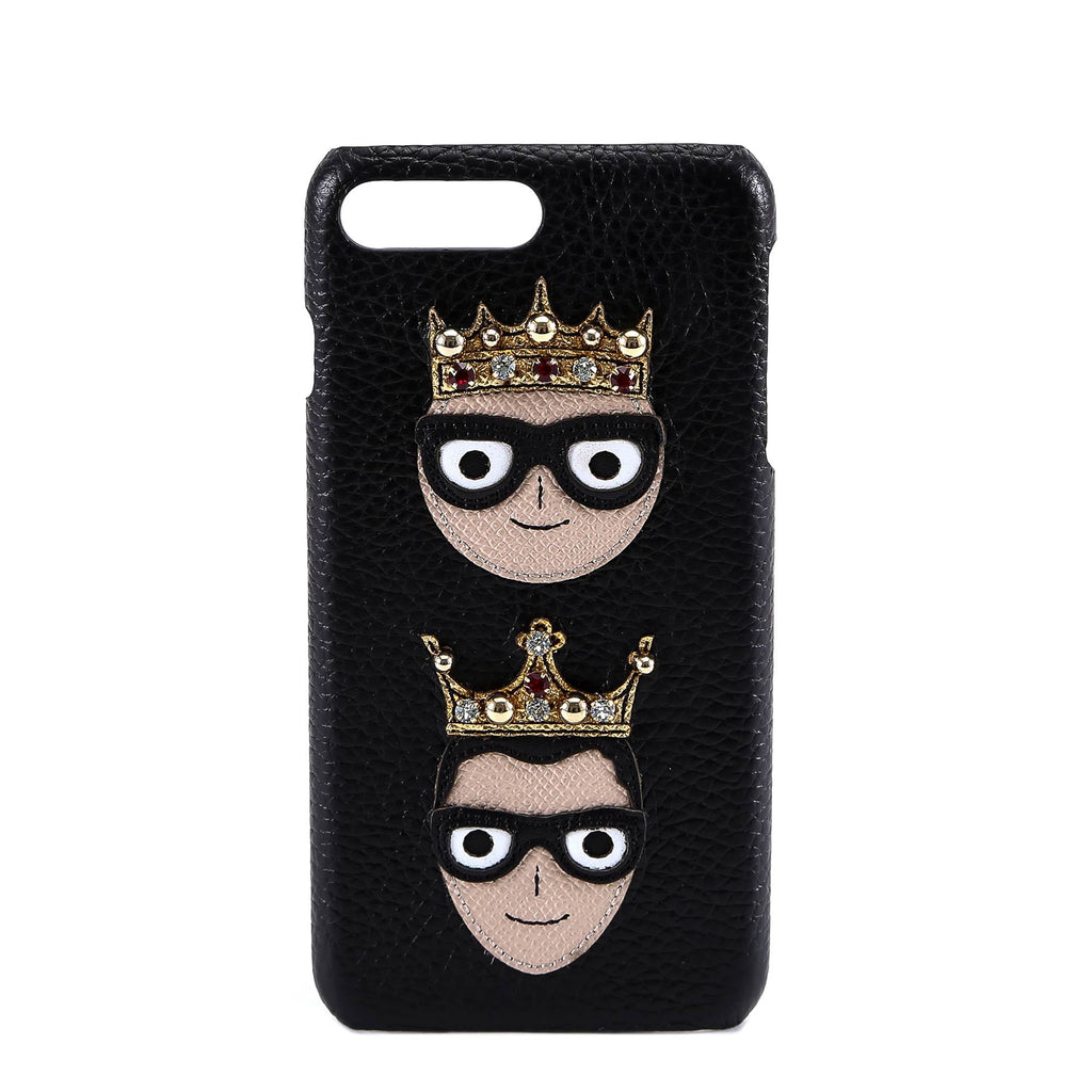 Dolce & Gabbana Studded Motif iPhone 7 Plus Case