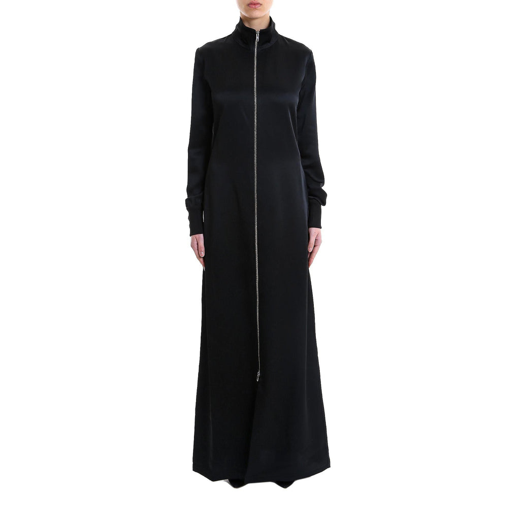 Amen Zipped Maxi Coat