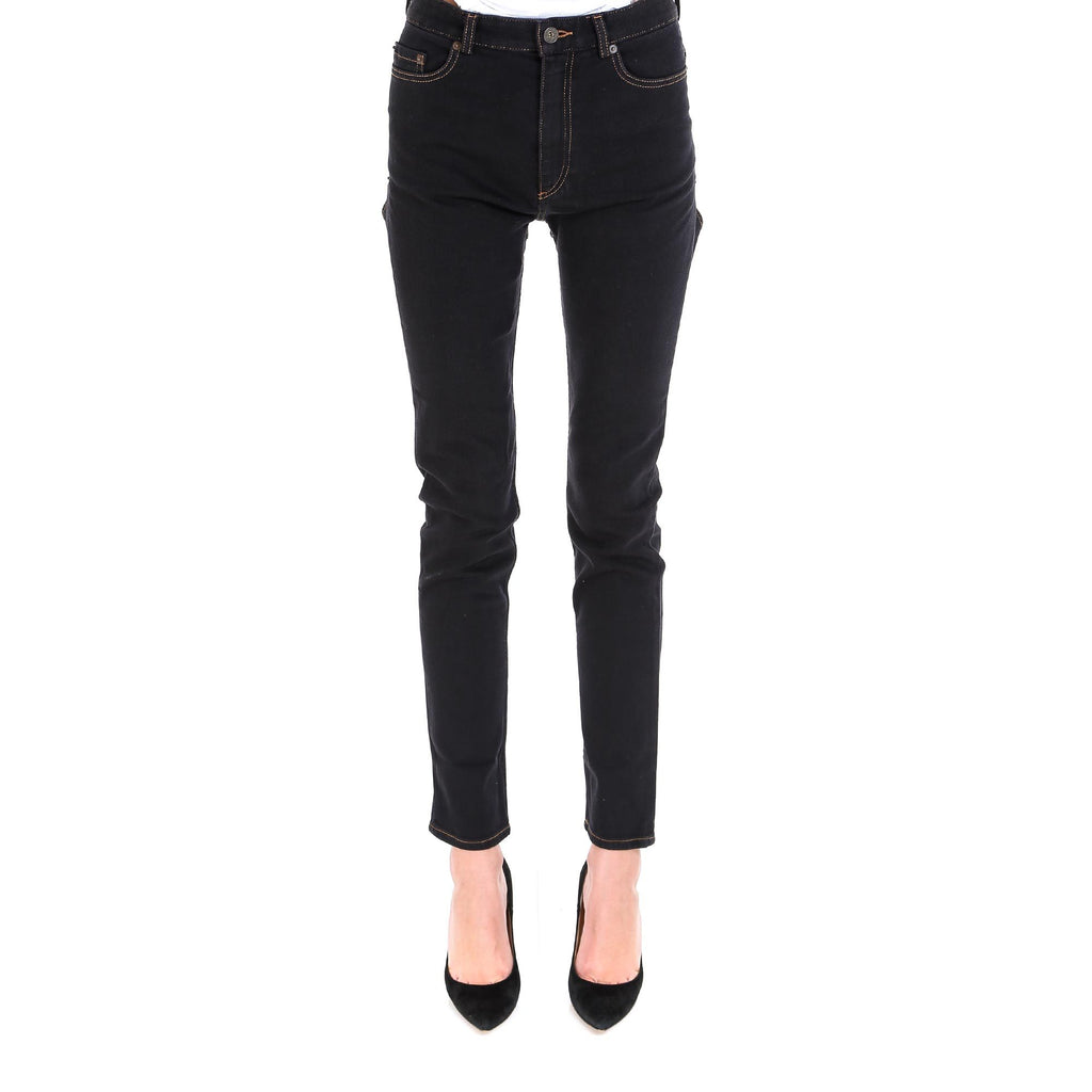 Y / Project Cut-Out Skinny Jeans