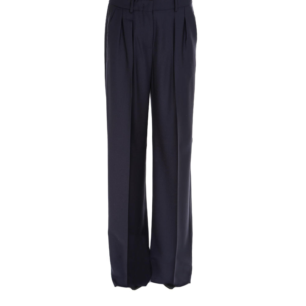 Max Mara Relaxed Fit Trousers