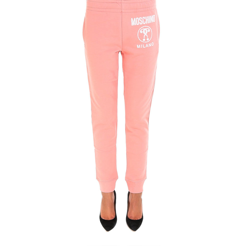 Moschino Logo Jumper Trousers