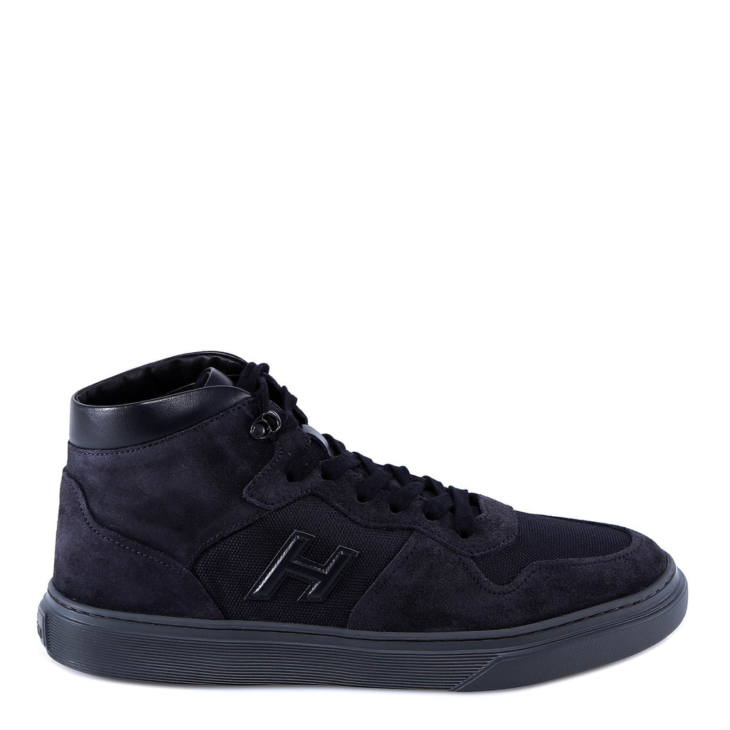 Hogan Hi-Top Logo Sneakers