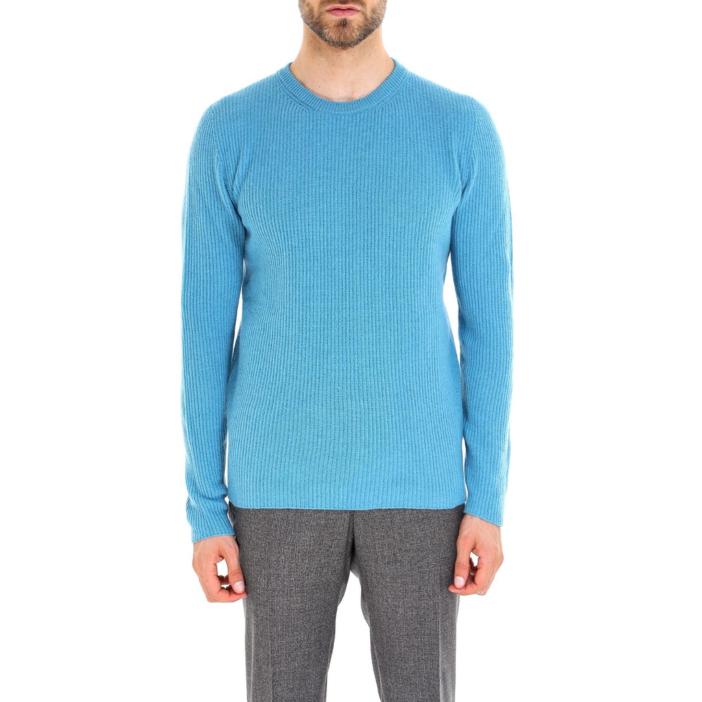 Nuur Ribbed Crewneck Jumper