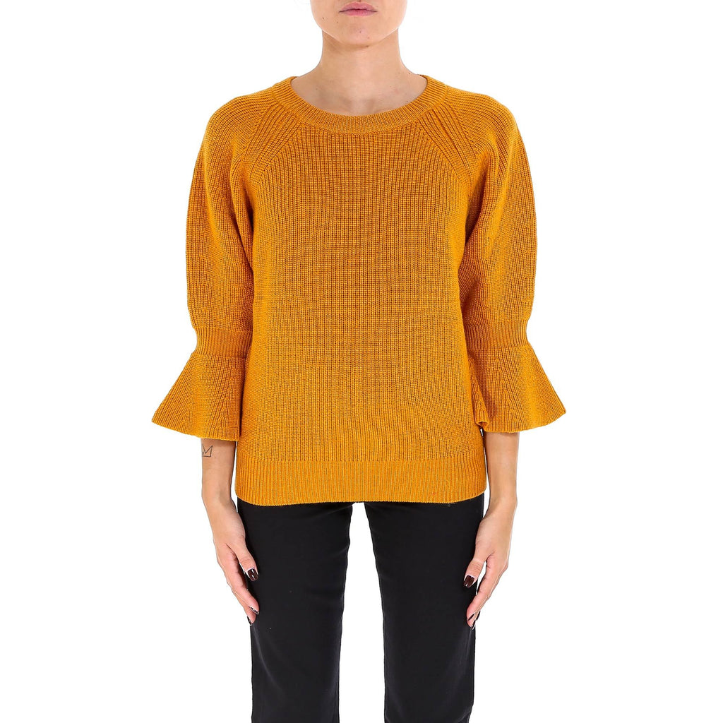 Michael Michael Kors Flared Sleeves Jumper