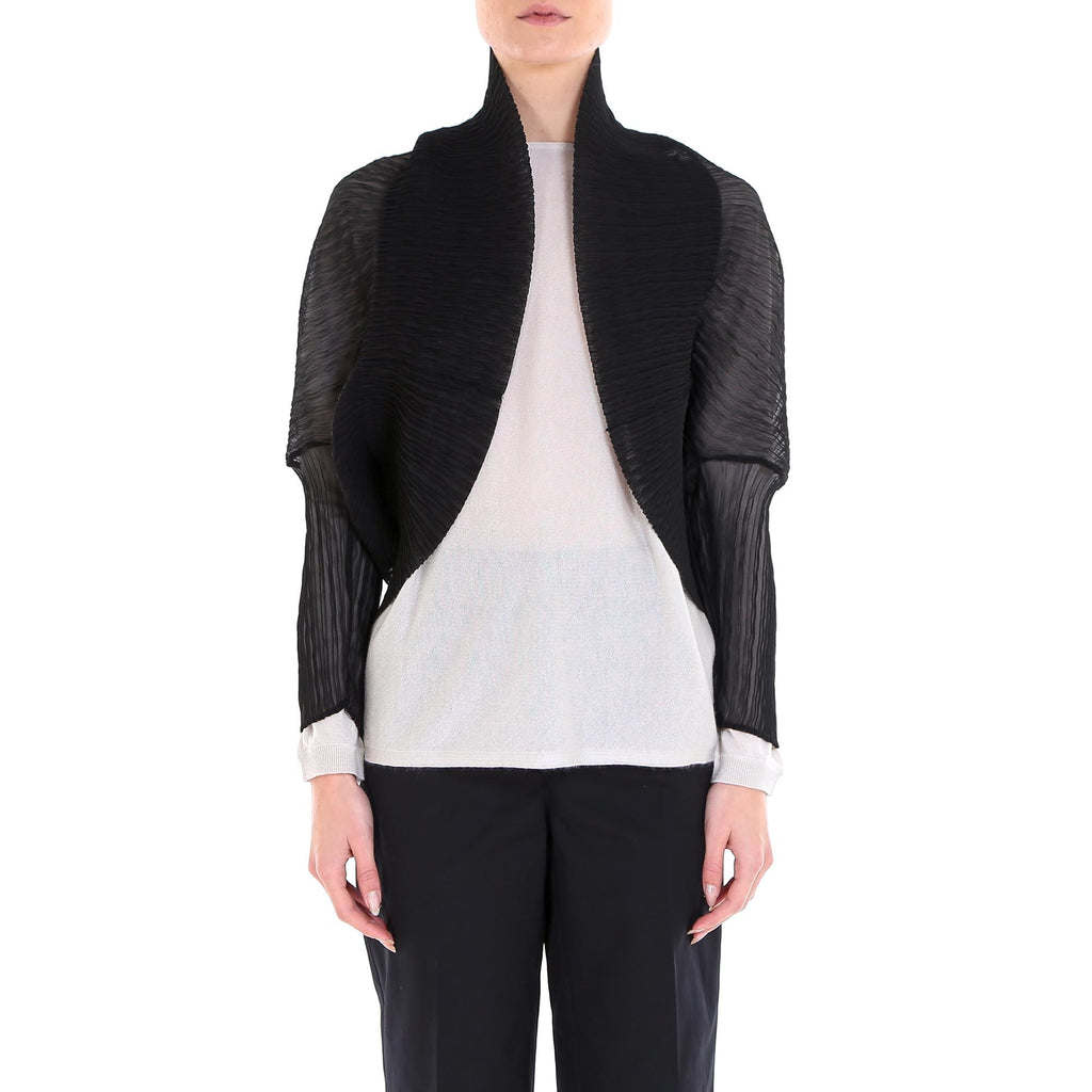 Max Mara Pleated Shrug
