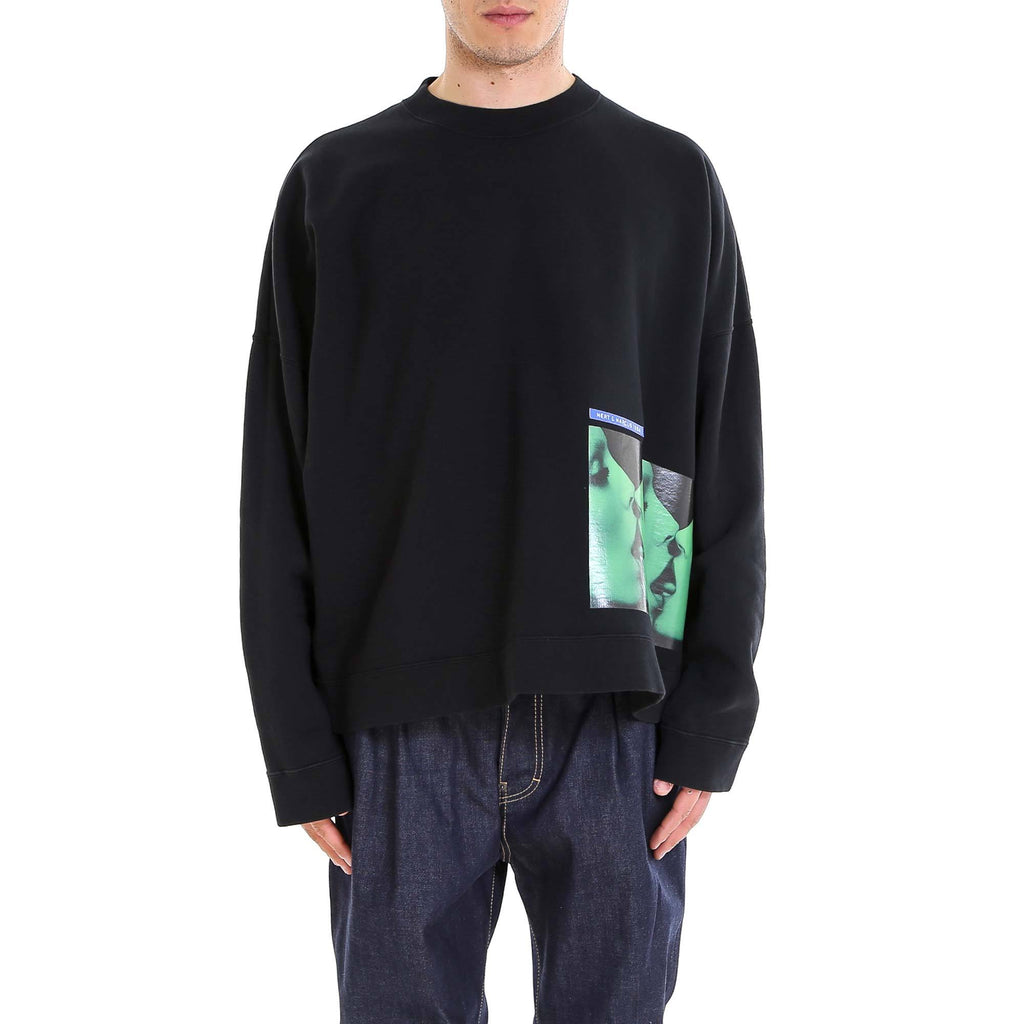 Dsquared2 Patch Print Jumper