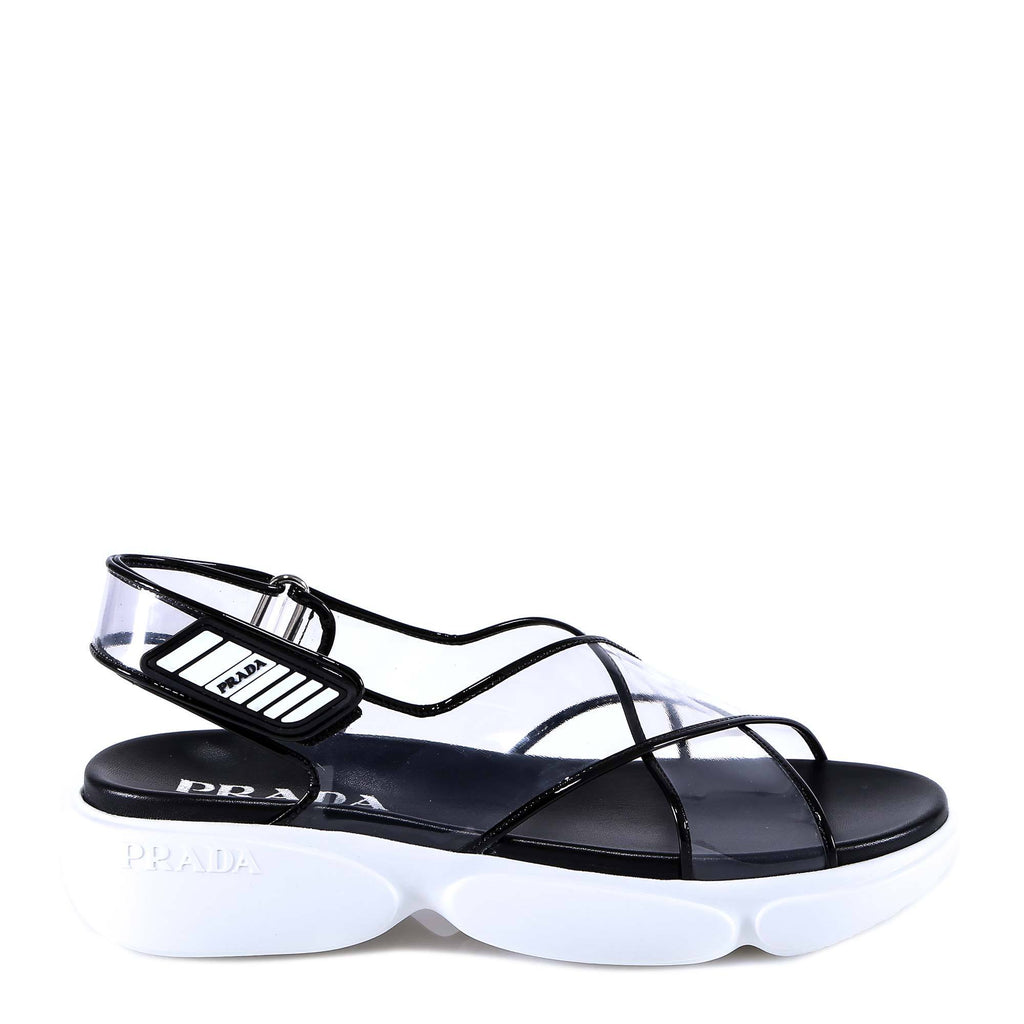 Prada Cloudbust Sandals